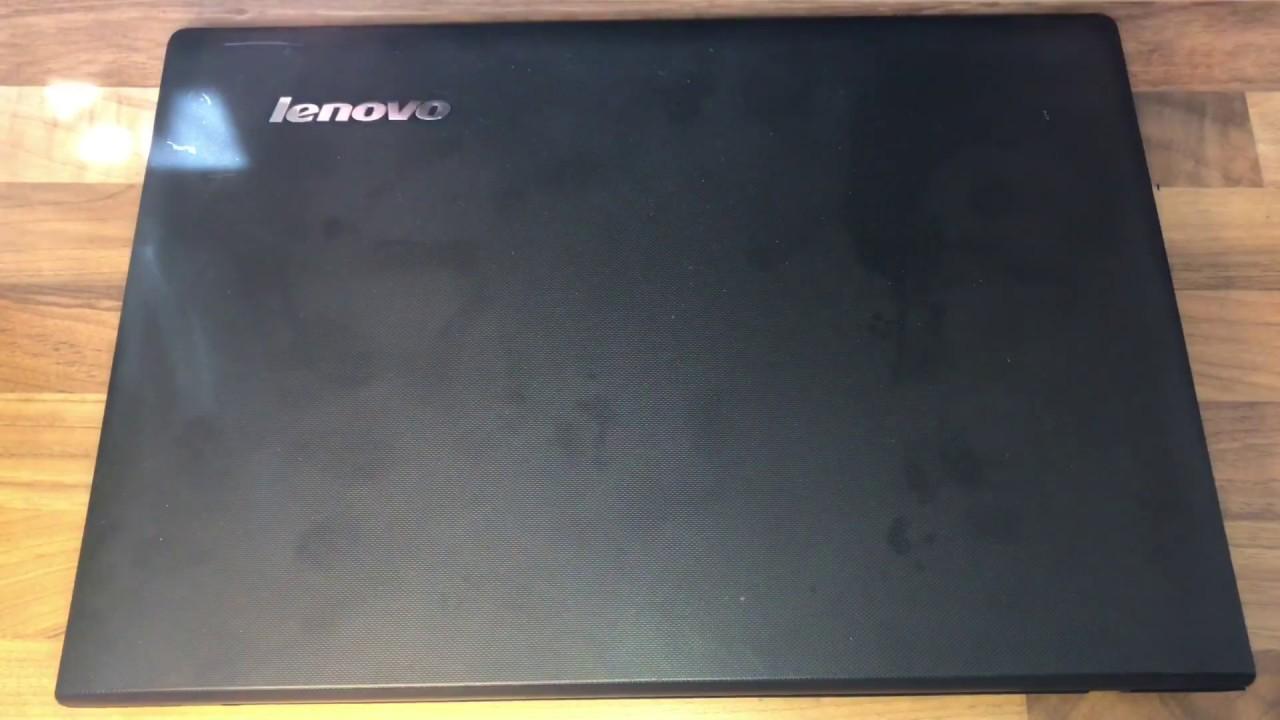 Lenovo ideaPad G50-70 disassemble clean fan CPU replace Lüfter reinigen auseinander nehmen DIY