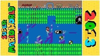 Seaweed Caverns | Super Mario World Hack