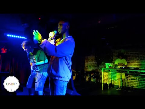 ILLustrious & MALiK w/ Ghettoblasterman Live Performance @ Los Globos, Los Angeles CA