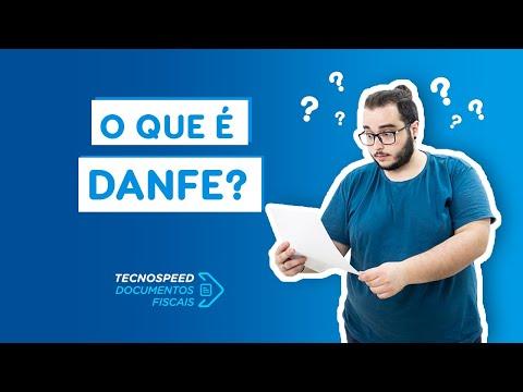 O que é DANFE? | DFe