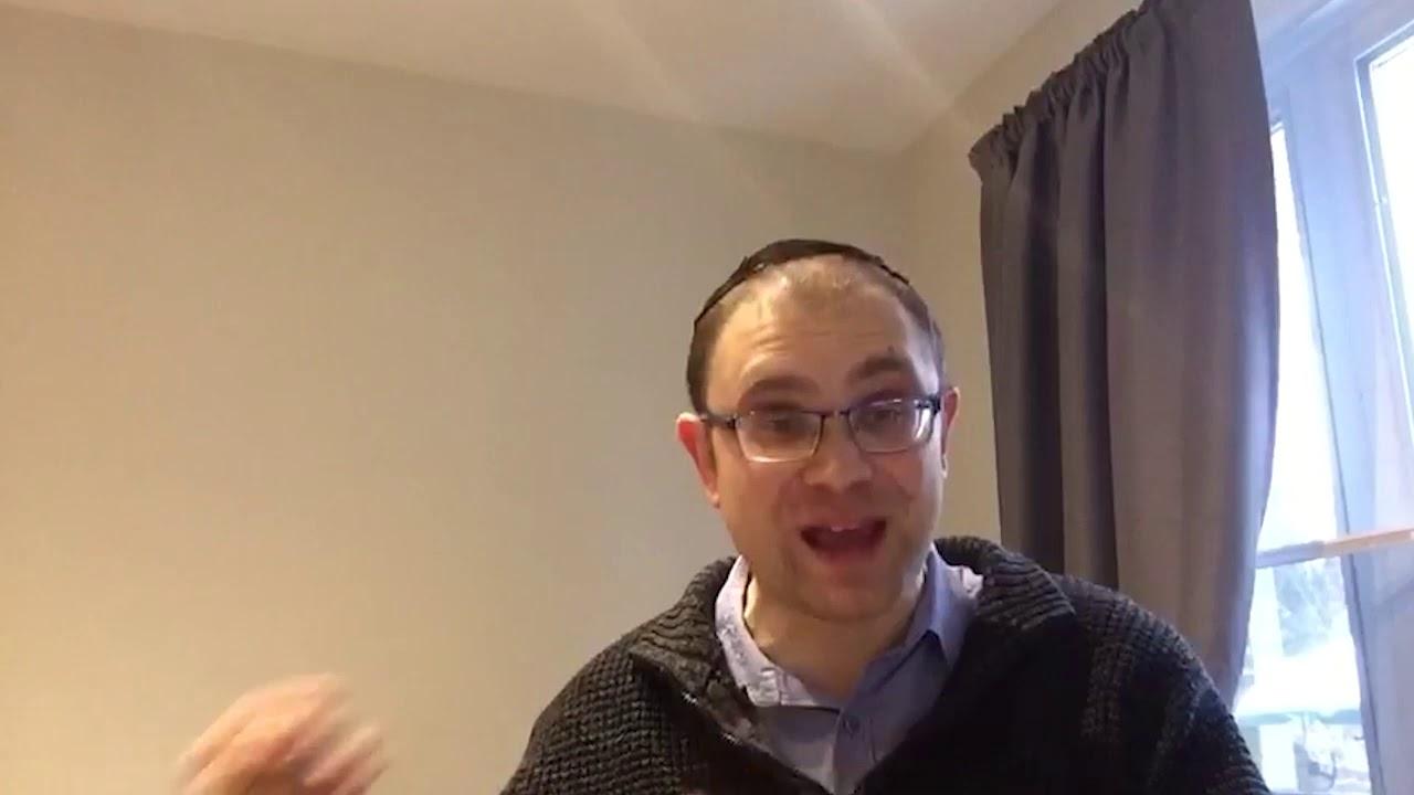 Shabbat Video Message from Rabbi Knopf - January 14, 2021