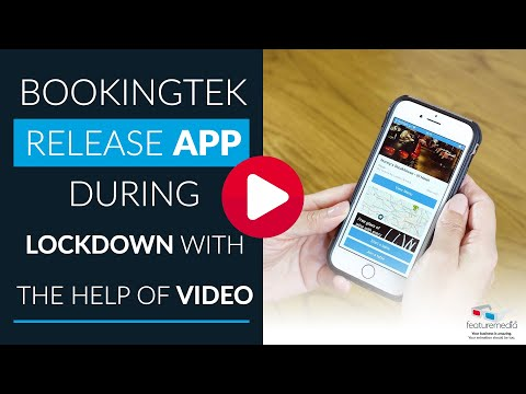 BookingTek - Dedicated Hotel Restaurants TableRes App