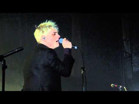 Gerard Way 6.02.2015 Get The Gang Together...