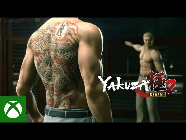 Yakuza Kiwami 2 | Launch Trailer