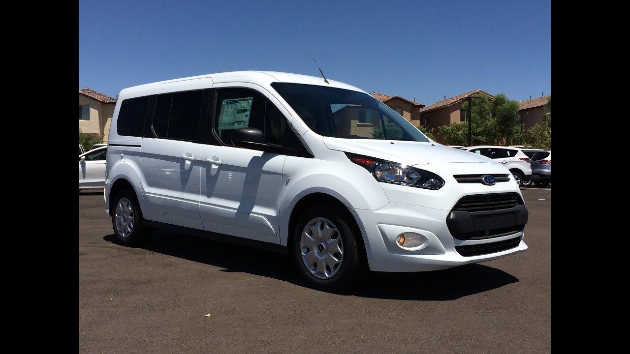 2015 Ford Transit Connect XLT 7 Passenger Walkaround