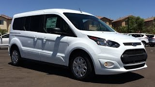 2015 Ford Transit Connect XLT 7-Passenger Walkaround