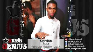 Kevdon - Sour [Forever Riddim] April 2017
