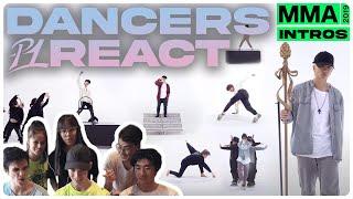 Download Dancers React to BTS MMA Intro 방탄소년단 'Dionysus' Dance Practice