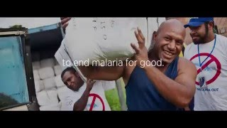 We Won't Stop Now: End Malaria For Good.