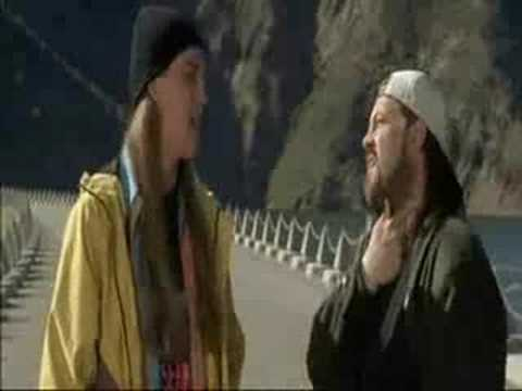 jay and silent bob strike back: monkey scene