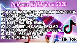 Full Album Dj Terbaru Viral Tik Tok 2020 Full Bass Remix | Dj Cari Mama Muda Buat Kasih Uang Sejuta