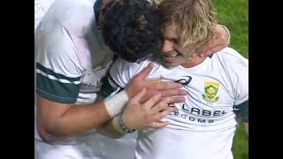 South Africa vs Ireland Match 3 Full 2016