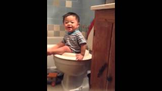 Potty Trained My 1 Year Old