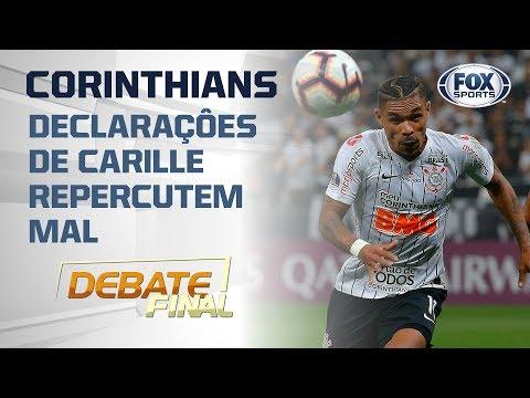 """PEGA SUA MALA E VAI EMBORA DO CORINTHIANS!"" Téo José dá conselho a jogador do Corinthians"