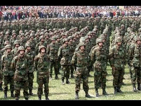 canzoni militari 5 SKA 1996