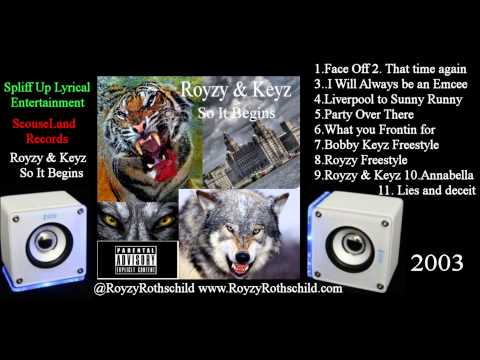 Royzy & Keyz   Party Over Here   So It Begins Mixtape Year 2003