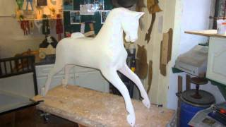 Collinson Rocking Horse Restoration.mpg