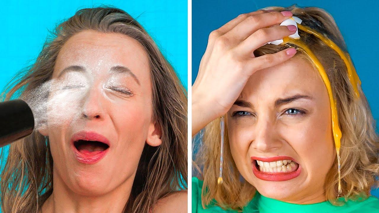 10 FARSE DIY AMUZANTE! || Trucuri și farse geniale pe care să le faci prietenilor tăi