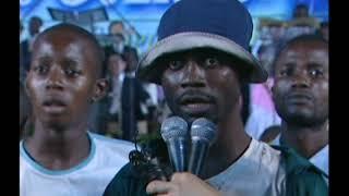 2006年イ・ジェロク牧師招へいコンゴ連合大聖会