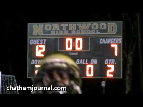 Northwood vs Southern Lee Football Game