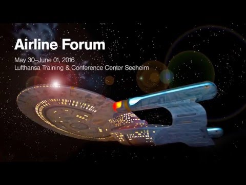 Lufthansa Systems Airline Forum 2016 - Preview