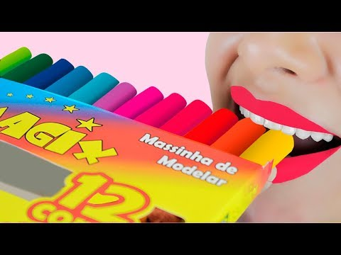 DIY MATERIAL ESCOLAR COMESTÍVEL #11 | DIY EDIBLE SCHOOL SUPPLIES #11|  PRANKS FOR BACK TO SCHOOL