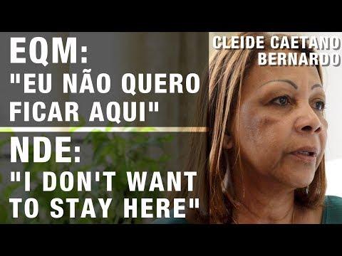 EQM | NDE – Não quero ficar | I don't wanna stay