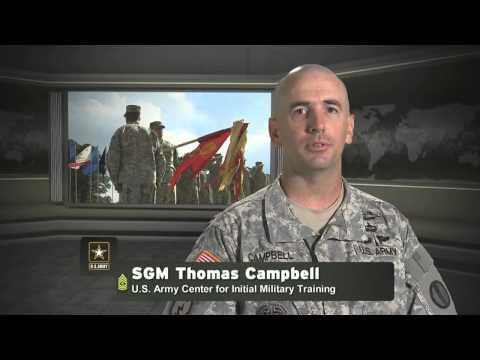 Advanced Individual Training Platoon Sergeants