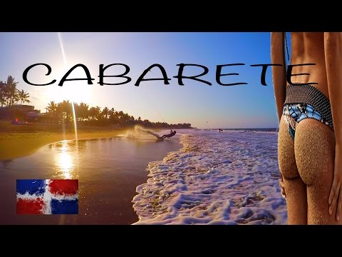 Cabarete Dominican Republic ~ Kite surf ~ Windsurf ~ SURF ~ Ocean Dream Vacation ~ WeBeYachting.com