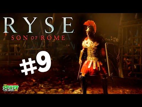 Ryse: Son of Rome: Вождь Минотавров  - (Русская озвучка) #9