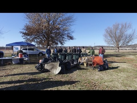 River Warriors  (trash clean up in Oklahoma)