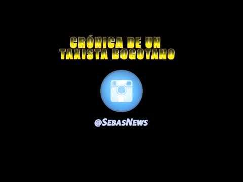 Los ojos amarillos de Bogotá - Crónica para radio de un taxista colombiano.