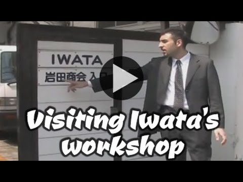 The best Japanese aikido hakama, gi and obi from Iwata brand