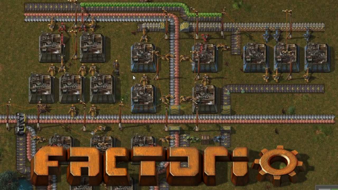 Marvelous [2] Factorio Season 2   Red U0026 Green Science Automation (Letu0027s Play)