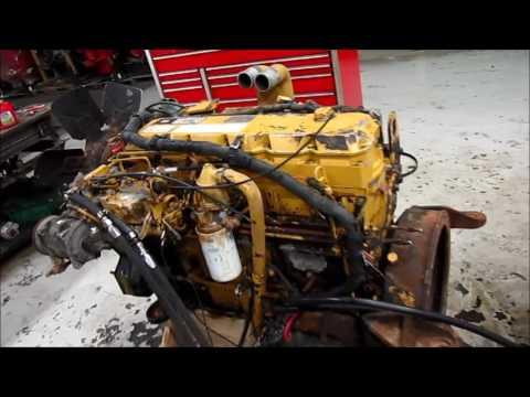 Good Running 1995 CAT 3116 Engine