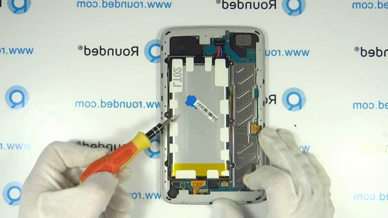 Cara Membuka Samsung Galaxy Tab 3 Youtube