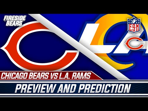 Chicago Bears v. LA Rams Preview