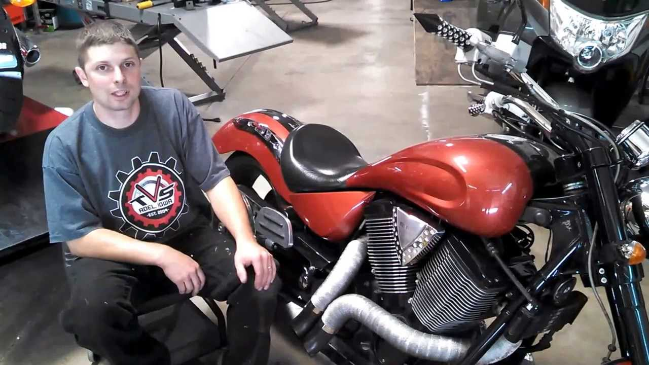 Victory Motorcycle Fuel Pressure Check Youtube. Youtube Premium. Wiring. Victory Vegas Fuel Pump Wiring Diagram At Scoala.co