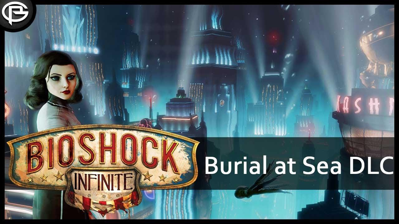 BioShock Infinite - 2021 Playthrough - Burial At Sea DLC