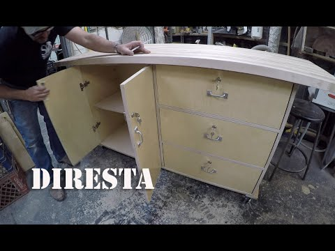 ✔ DiResta Mobile Work station