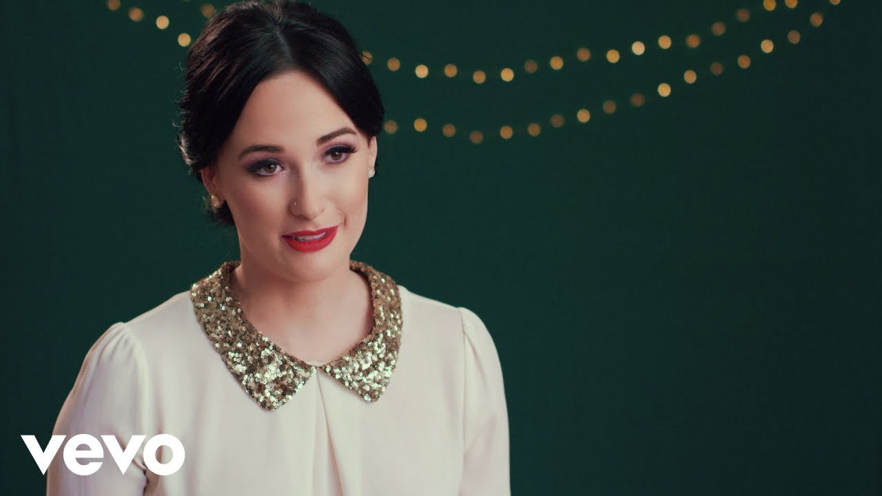 Kacey Musgraves - Christmas Makes Me Cry (Behind The Song) - YouTube