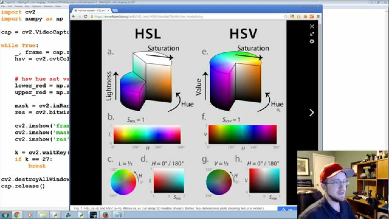 Color Filtering - OpenCV with Python for Image and Video Analysis 7