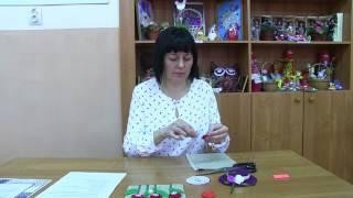 Цветы по технике Йо-йо — уроки рукоделия