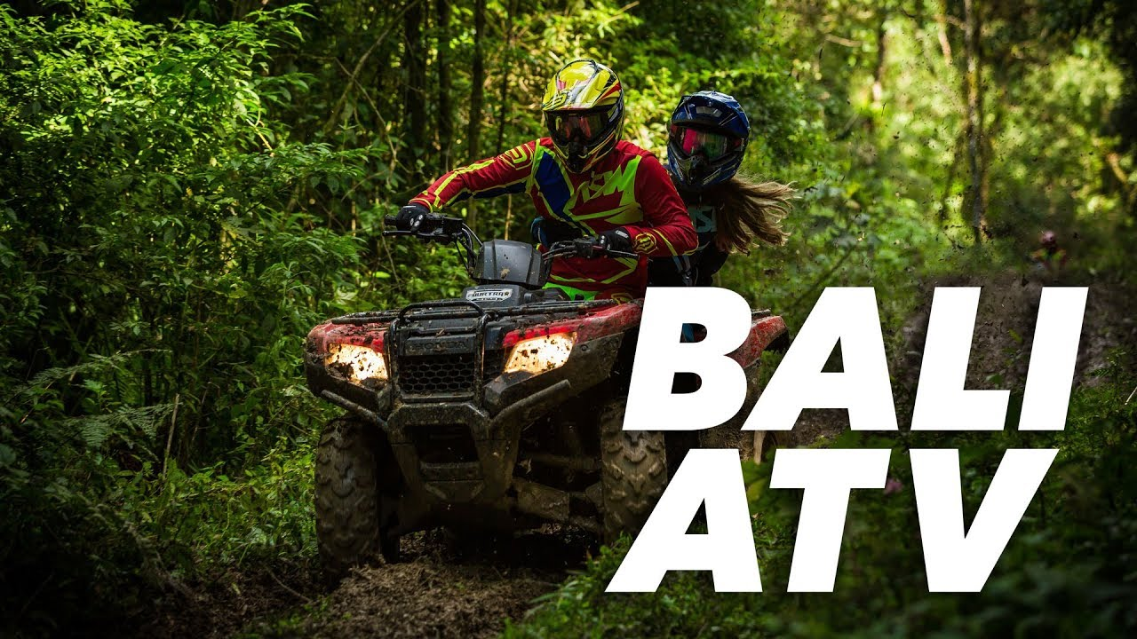 ATV Experience Bali (Ubud) Highlights