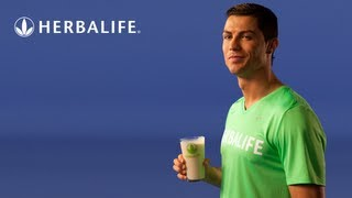 Cristiano Ronaldo & Herbalife, Nutrition for a Better Life
