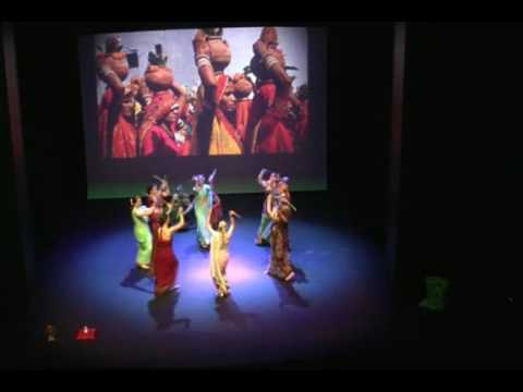 Moonsunska svatba / Moonsun wedding -Bollywood dance musical (Slovenija, 2011)