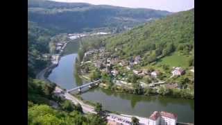 Croisière fluviale à Dole, Franche Comté - Doubs- location de bateaux sans permis - Nicols