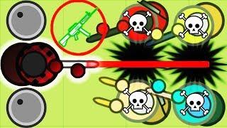 Surviv.io - Weapon Spotlight: USAS-12 (Grenade Launcher)