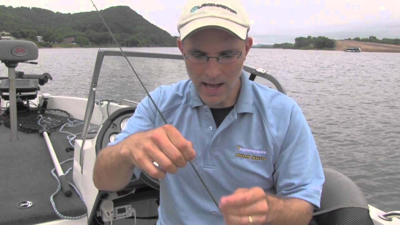 How to rig and fish with a Bullet Weights Bass Casting sinker