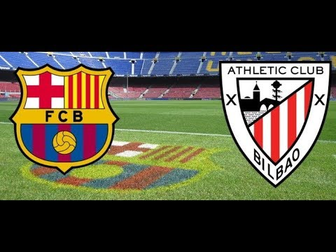 ATHLETIC BILBAO vs BARCELONA LIVE STREAM HD - LA LIGA 2017